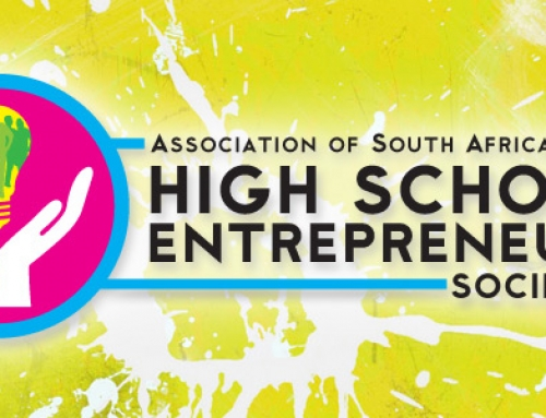 ENTREPRENEURIAL REVOLUTION BREAKING OUT AMONGST SA TEENS