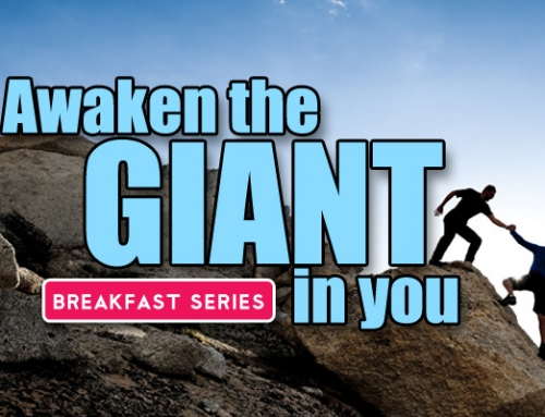Awaken the GIANT in you – 25 July 2015