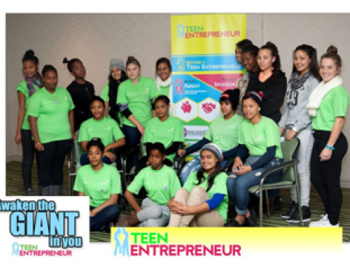 Teen Entrepreneurs – everything or nothing