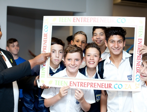 Parents – Nurturing Your Teen Entrepreneur