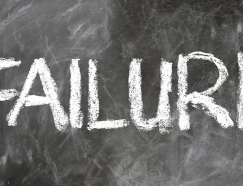 3 Reasons Why Leaders Fail