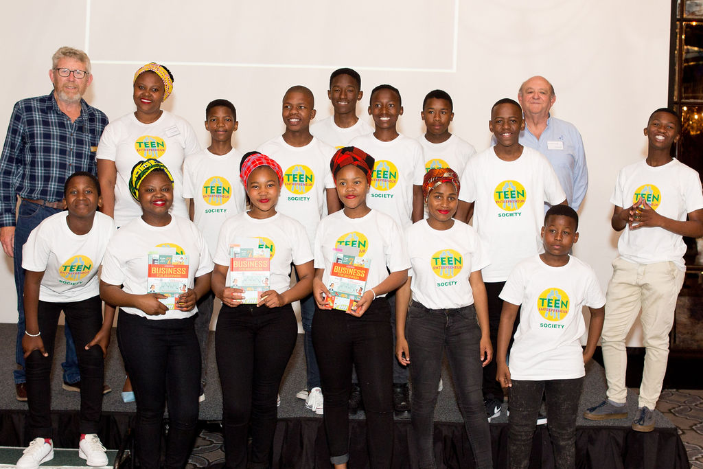growing young entrepreneurs