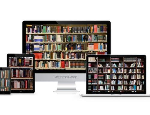 From digital learning to digital entrepreneurship – a library of difference